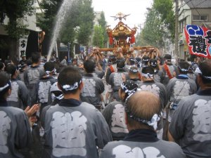 深川祭り2012