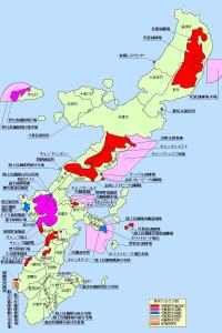 沖縄の米軍基地